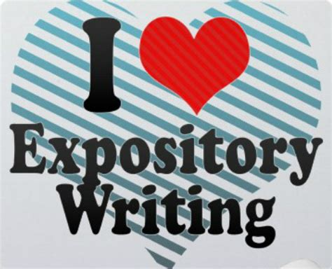 Sample topics for an expository essay